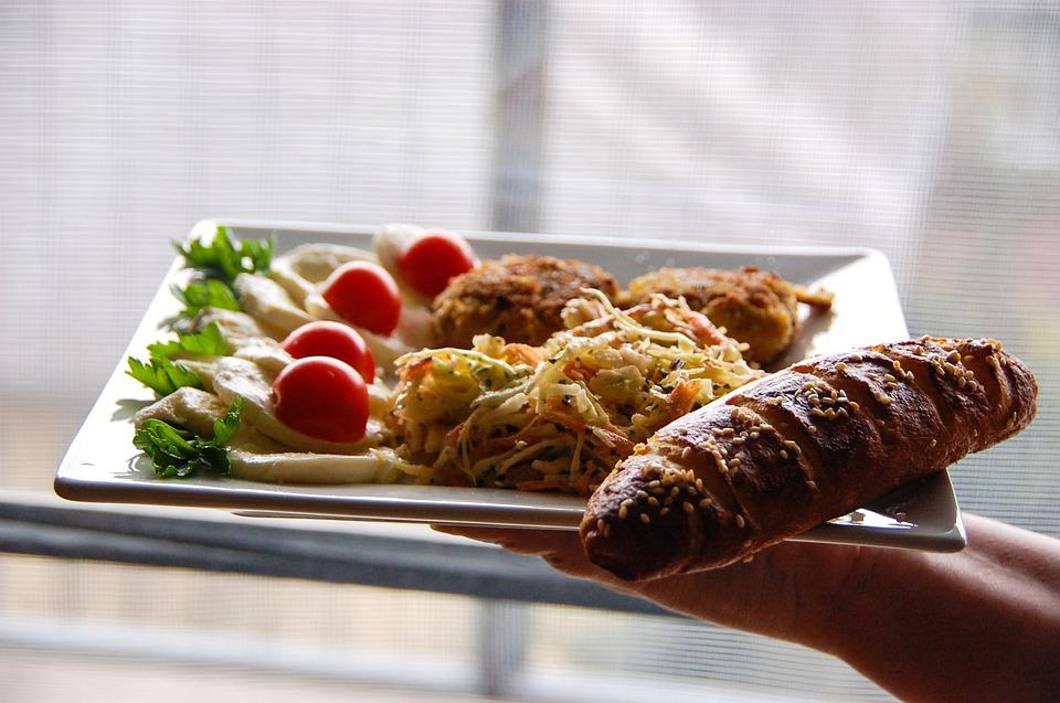 Salad, Food, Healthy, Lunch, Diet, Organic