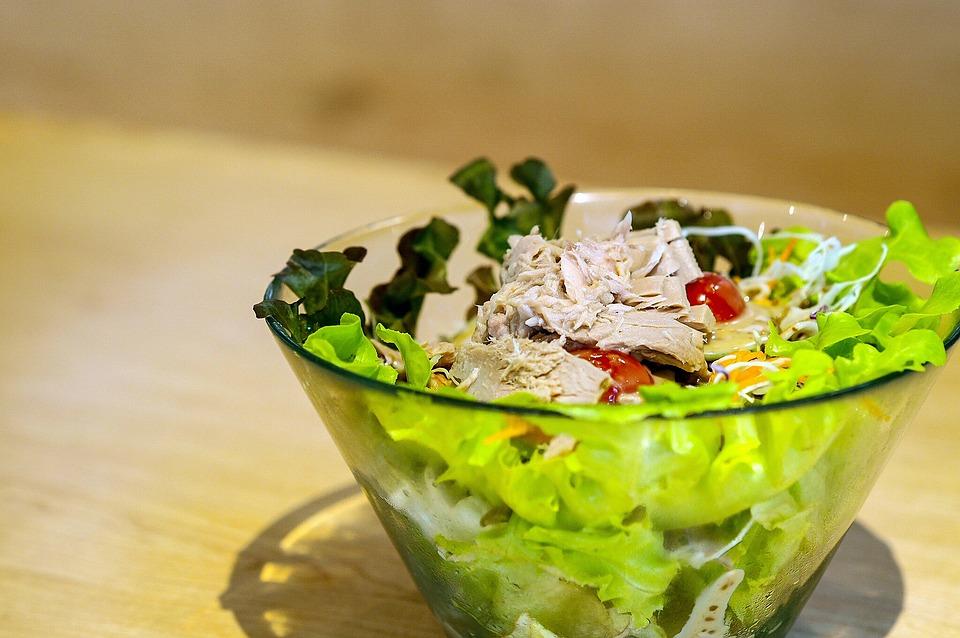 Salad, Tuna Salad, Article Nafut, Vegetable, Food