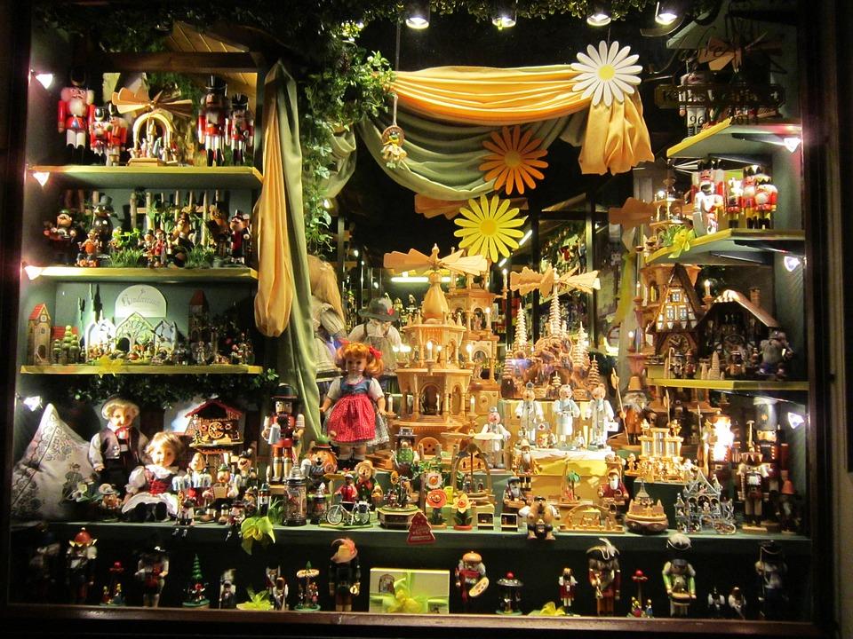 Germany, Shop, Window, Storefront, Sale, Business