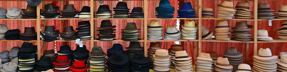 Hat, Hats, Headwear, Sale, Sales Stand