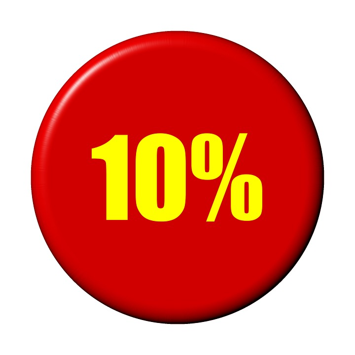 Percentage, Math, Sale, Investment, Symbol, Interest