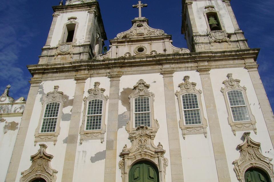 Church, Salvador, Bahia, Pelourinho