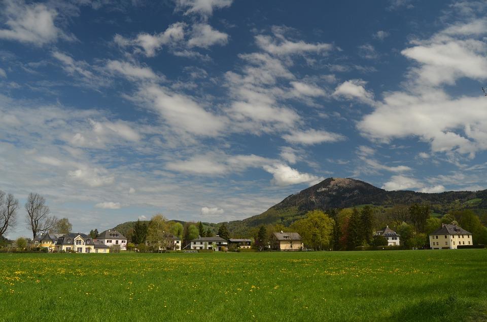Free photo Salzburg Peace Background Landscape Town Austria - Max ...
