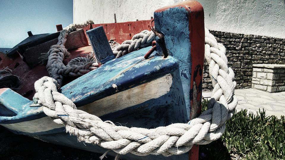 Boot, Greece, Holiday, Samos, Greek Island, Romantic