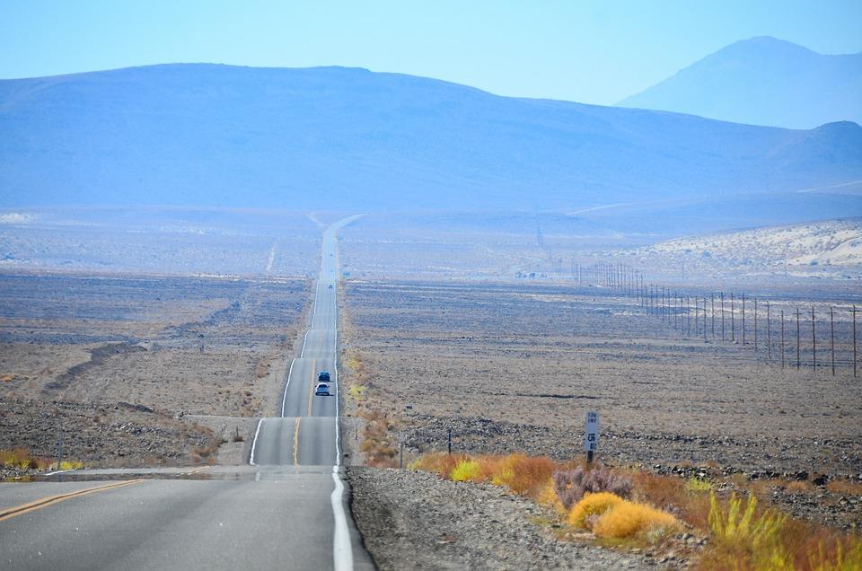 San Bernardino County, Death Valley, California