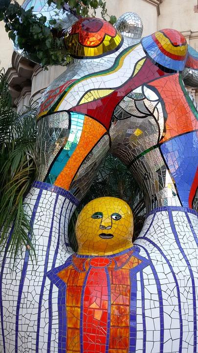 Statute, Artwork, San Diego