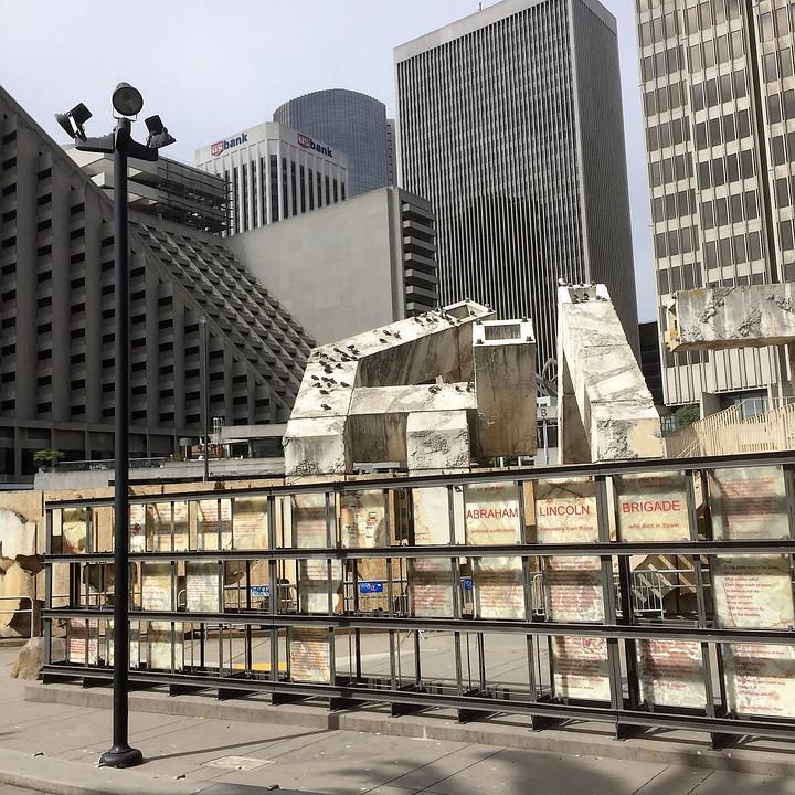 San Francisco, Justin Herman Plaza, Embarcadero