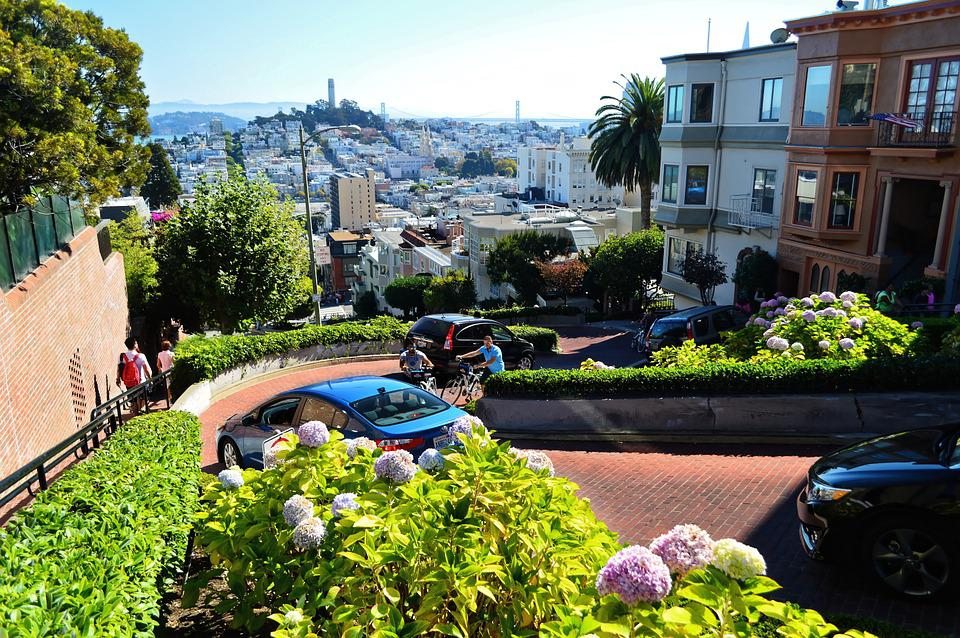 San, Francisco, San Francisco, Golden Gate Bridge
