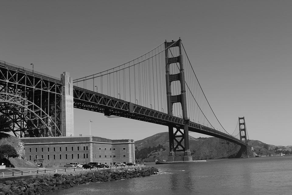 The Golden Gate, San Fransisco, California