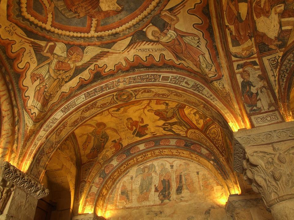 Leon, Spain, Church, San Isidoro, Pantheon, Kings