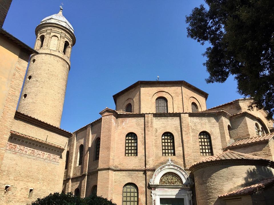 Basilica, San Vital, Ravenna, Church, Italy