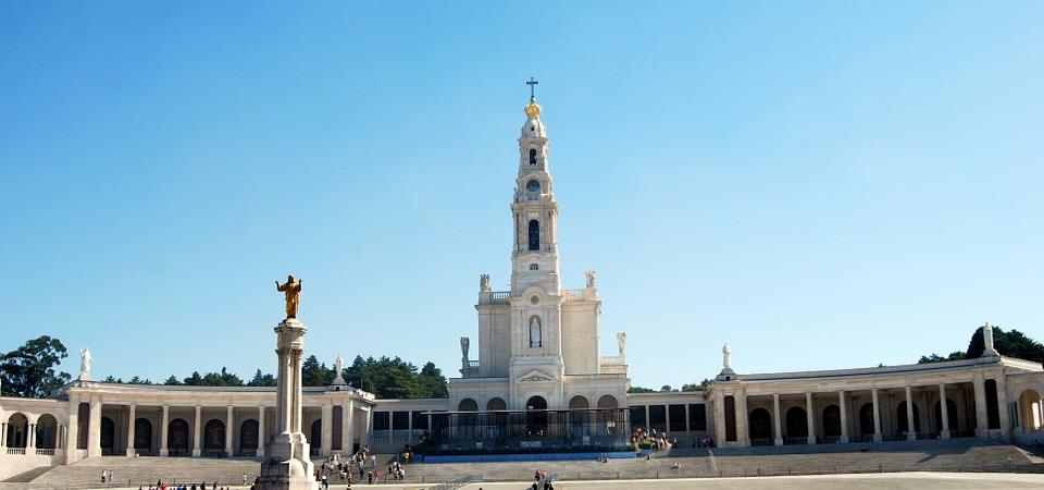 Fatima, Sanctuary, Portugal