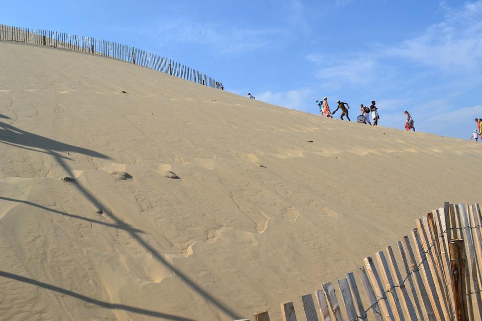 Dune, Pilat Dune, Pyla Dune, Sand, Aquitaine, France