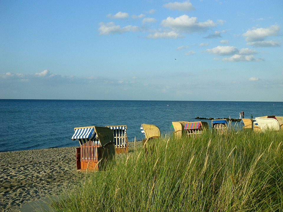 Beach, Sand, Baltic Sea