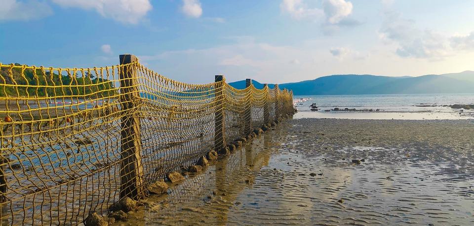 Water, Beach, Sand, Sea, Ocean, Landscape, Shore, Coast