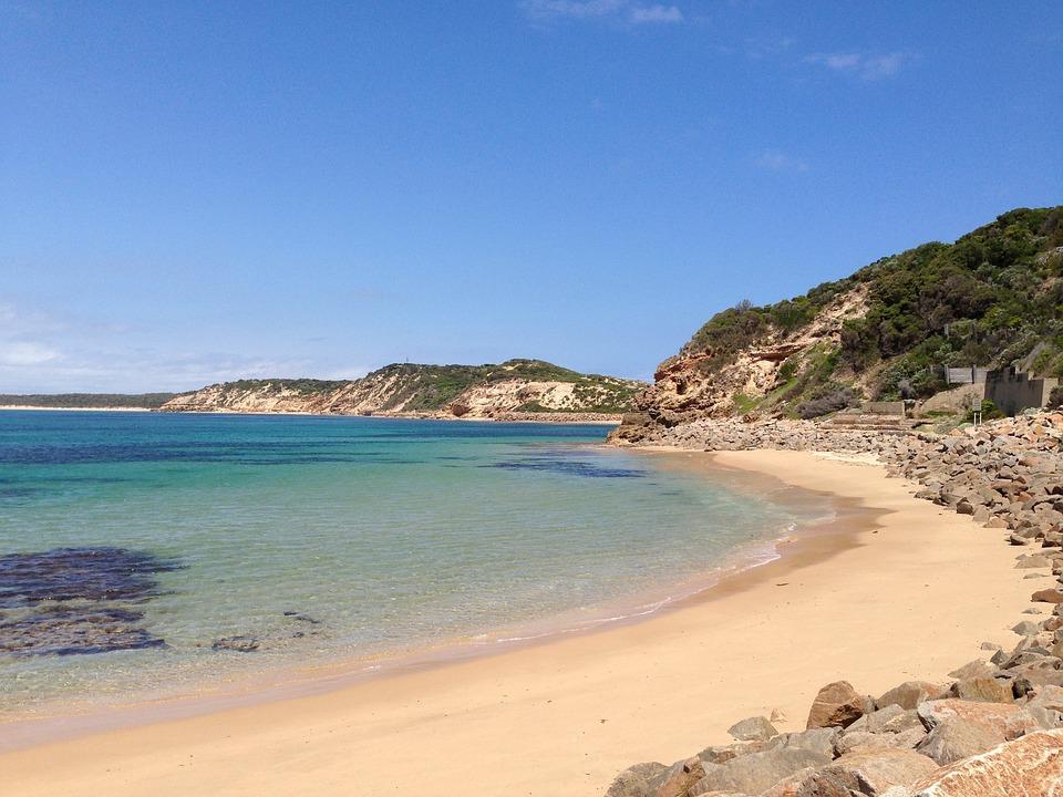 Australia, Beach, Day, Victoria, Sand, Sunny