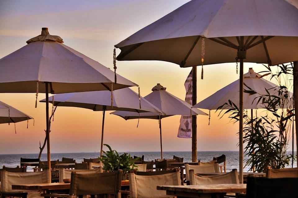 Summer, Beach, Abendstimmung, Sea, Sand, Ocean, Water
