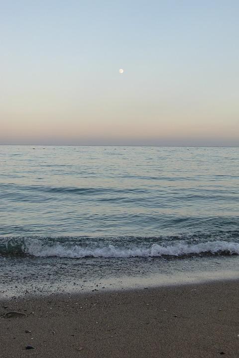 Holiday, Concerns, Strandulaub, Beach, Sand, Sea, Water