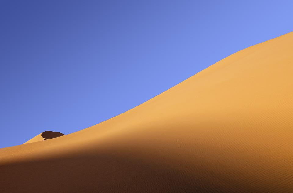 Desert, Dunes, Outdoors, Adventure, Sand, Loneliness