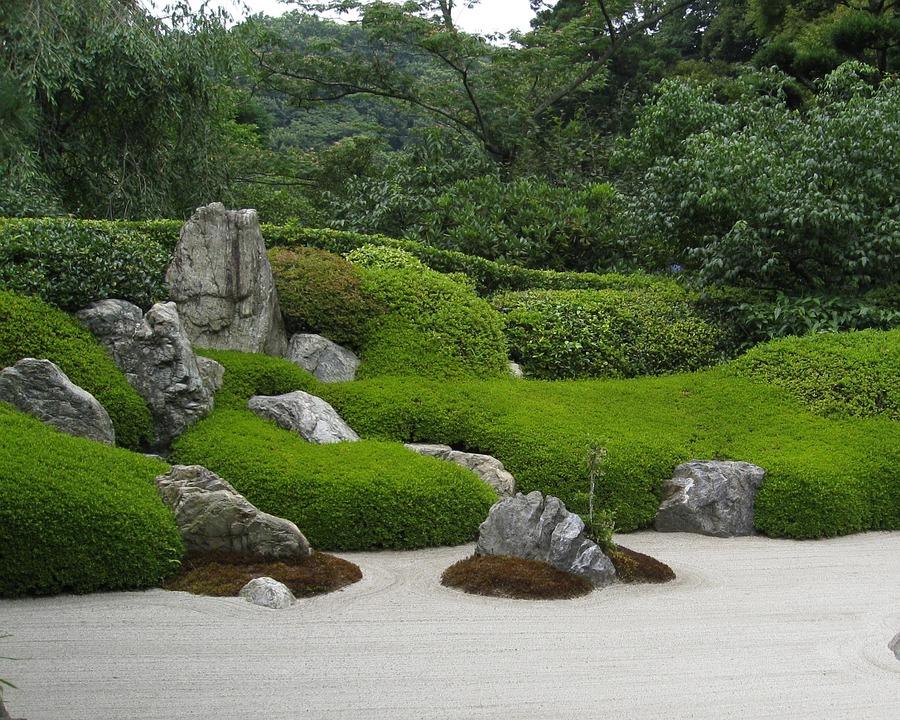 Free photo sand japan nature stone buddhism garden zen max pixel zen garden japan stone sand nature buddhism workwithnaturefo