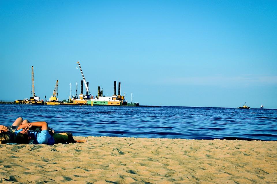 Sea, Beach, Holidays, Para, Love, Marriage, Sand