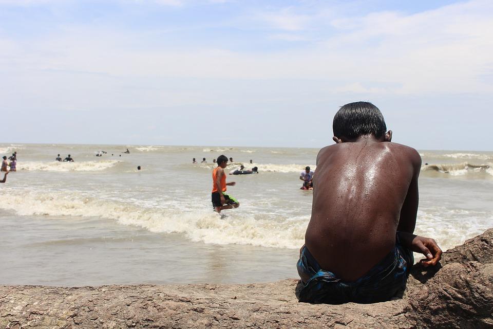 Beach, Sea, Water, Sand, Seashore, Lifestyle