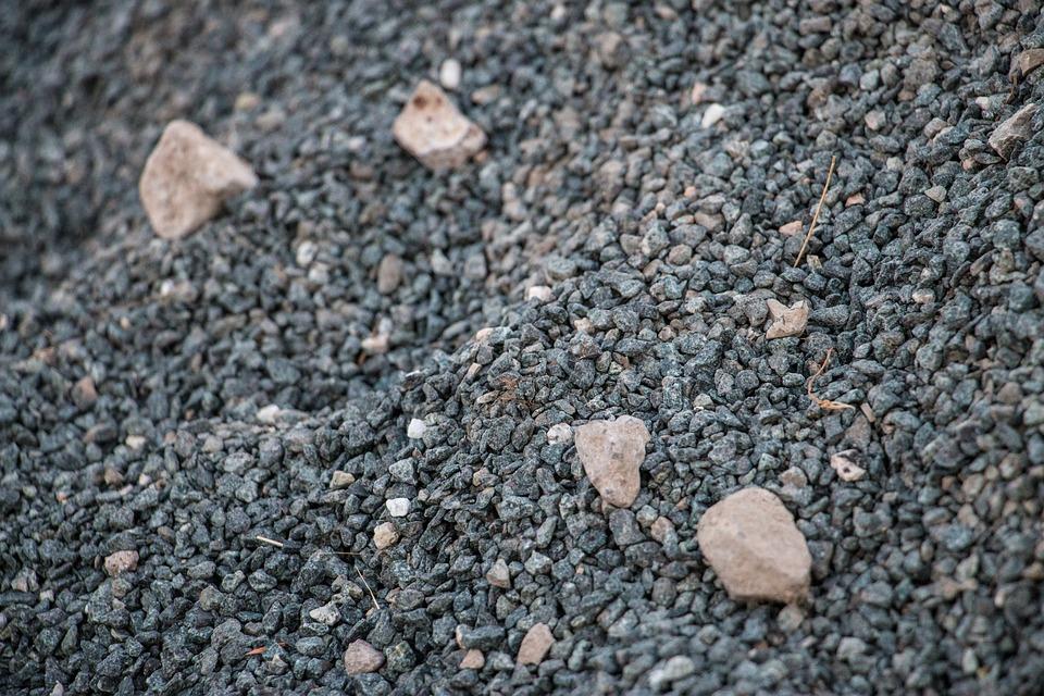 Pebble, Sand, Stones, Background, Texture, Beach