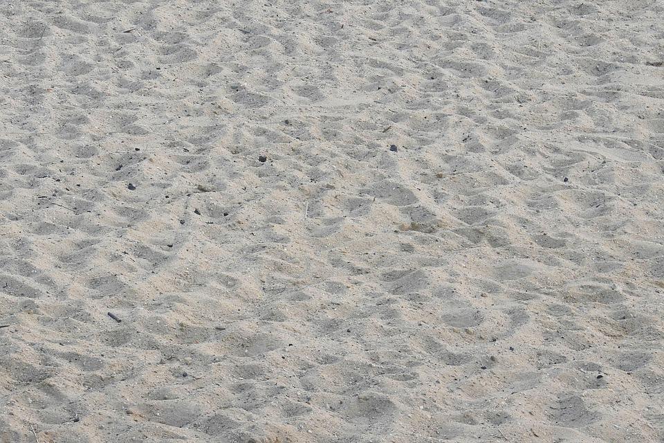 Sand, Sand Beach, Pebble, Background, Texture