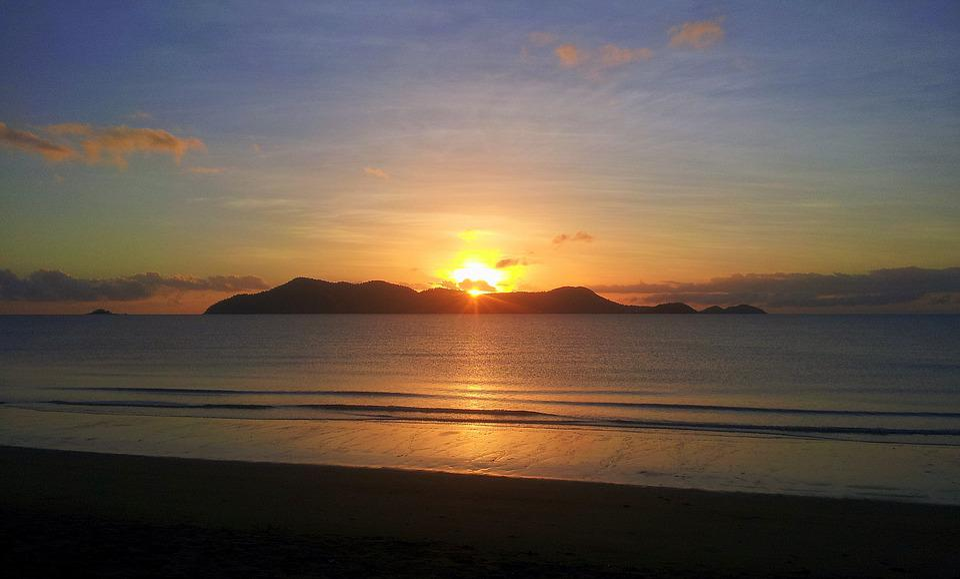 Beach, Island, Tropic, Travel, Tropical, Sea, Sand