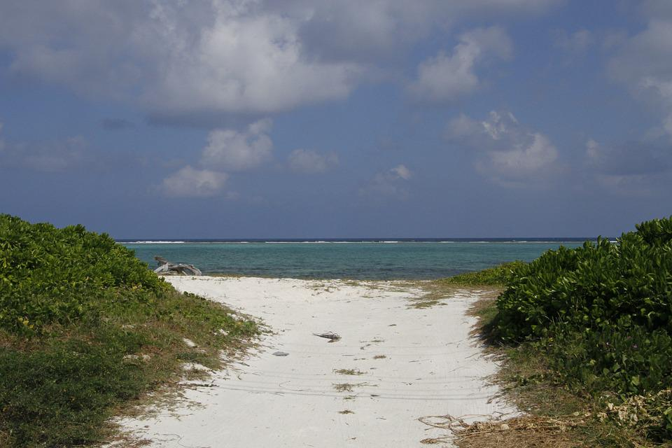 Cayman Islands, Island, Sand, Vacation, Caribbean