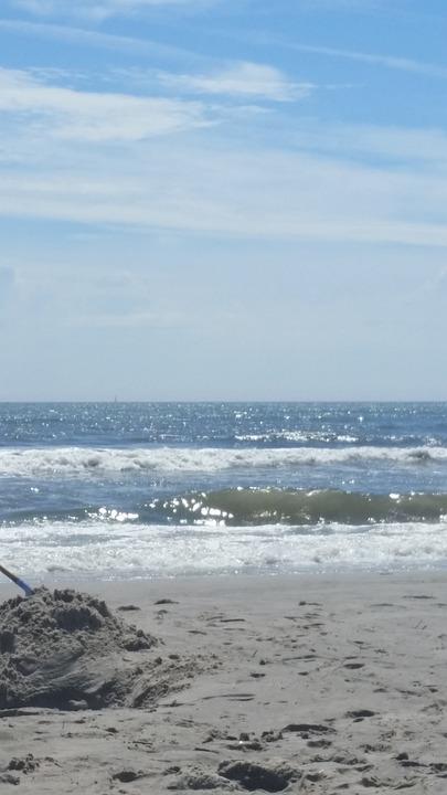 Beach, Summer, Water, Ocean, Vacation, Sand