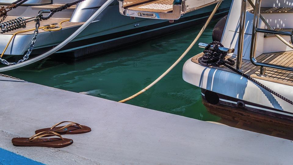 Ship Etiquette, Sandals, Marina, Rules Of Etiquette