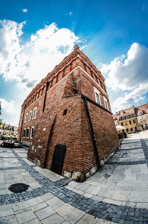 Sandomierz, Poland, The Old Town, The Market, Monuments