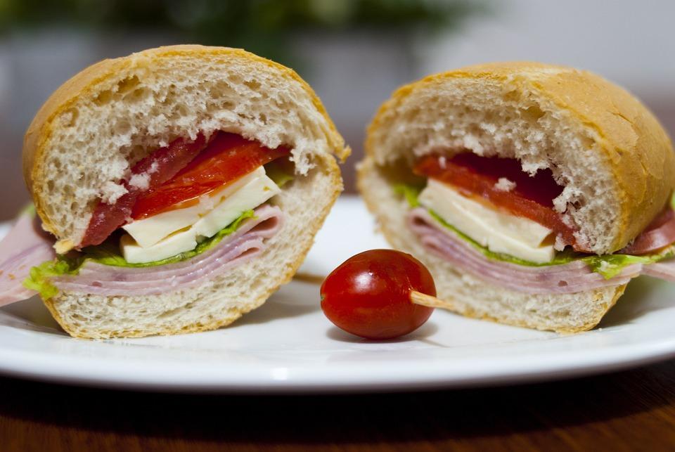 Cuban, Bread, Food, Sandwich, Snack