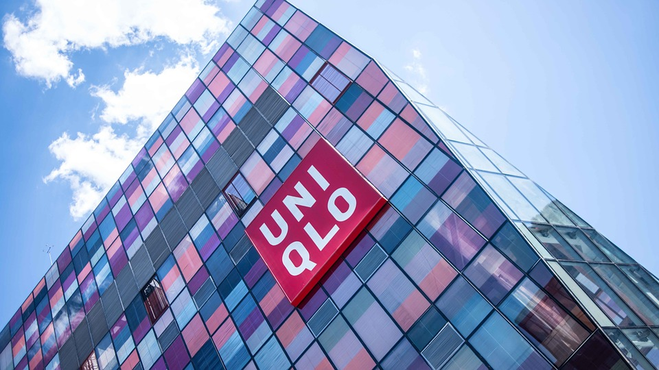 Uniqlo, Sanlitun, Beijing, Modern, Architecture