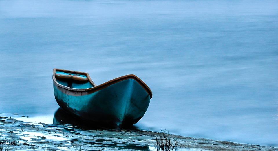 Canoe, Santa Catarina, Lagoon Ibiraquera
