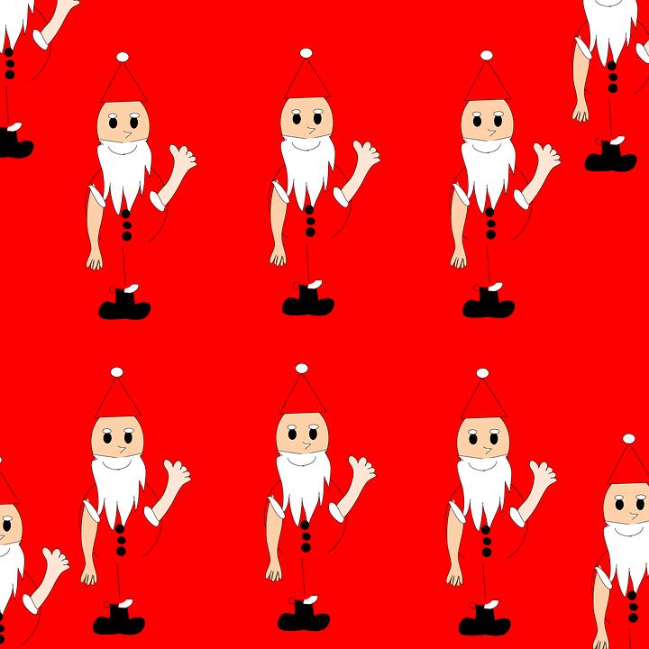 Santa, Christmas, Holiday, Celebration, Decoration