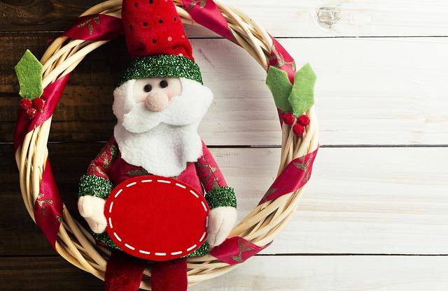 Santa Claus, Decorations, Christmas Ornament, Christmas