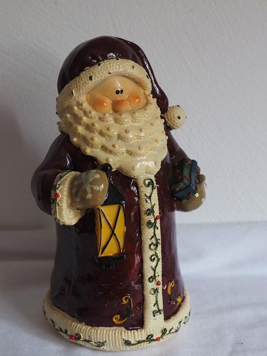 Santa Claus, Florencia, Christmas, Decoration