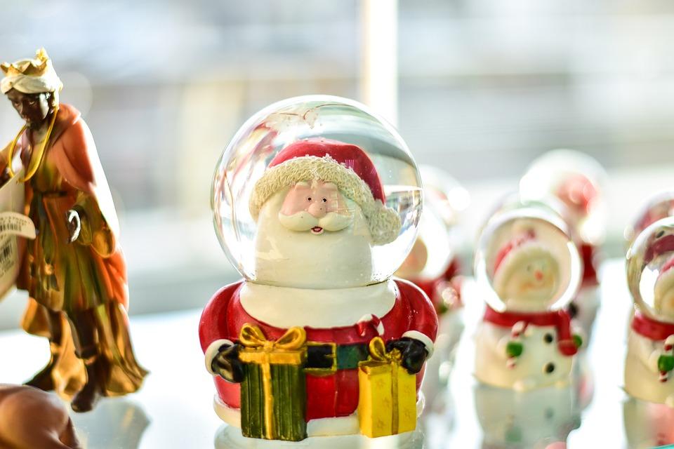 Santa Claus, Christmas, Ornament Beautiful