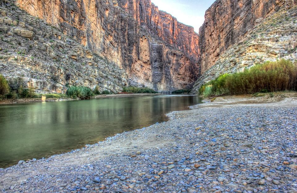 Santa Elena Canyon, Canyon, Big Bend National Park