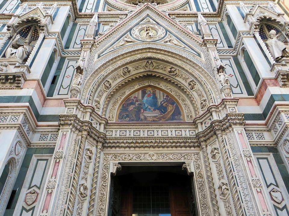 Italy, Florence, Santa Maria Del Fiore, Cathedral