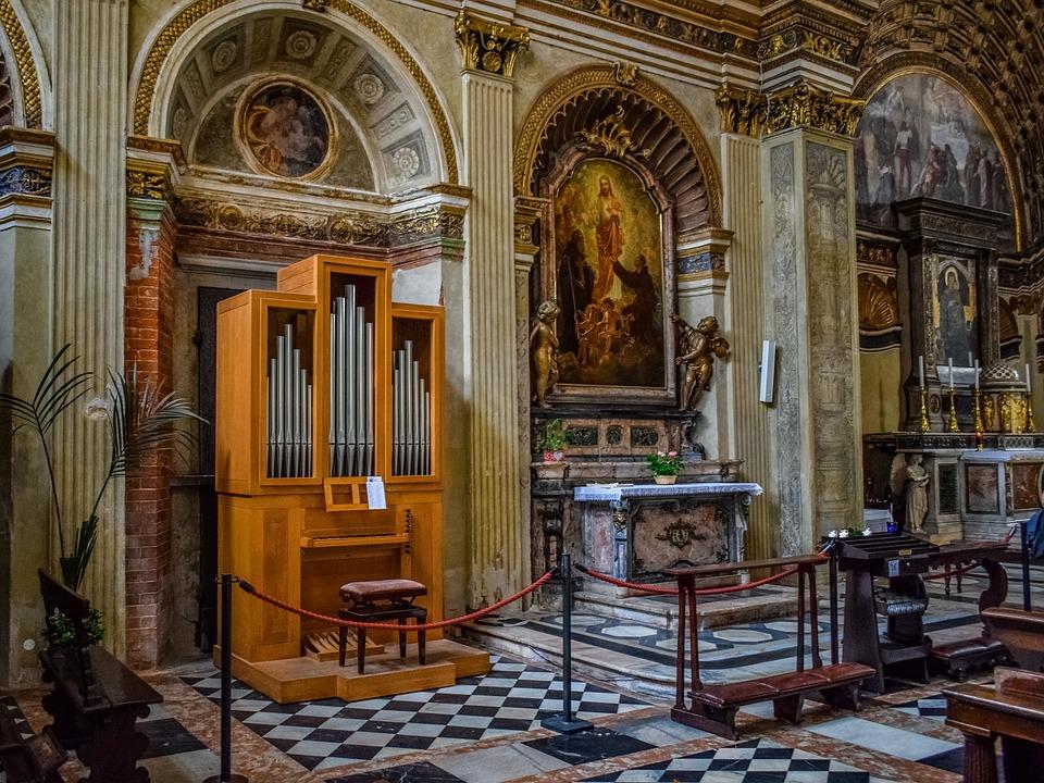 Santa Maria Presso San Satiro, Church, Religion
