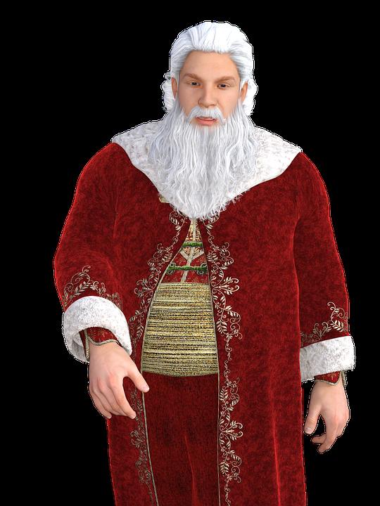 Santa's Favorite, Santa Claus, Christmas, Gifts