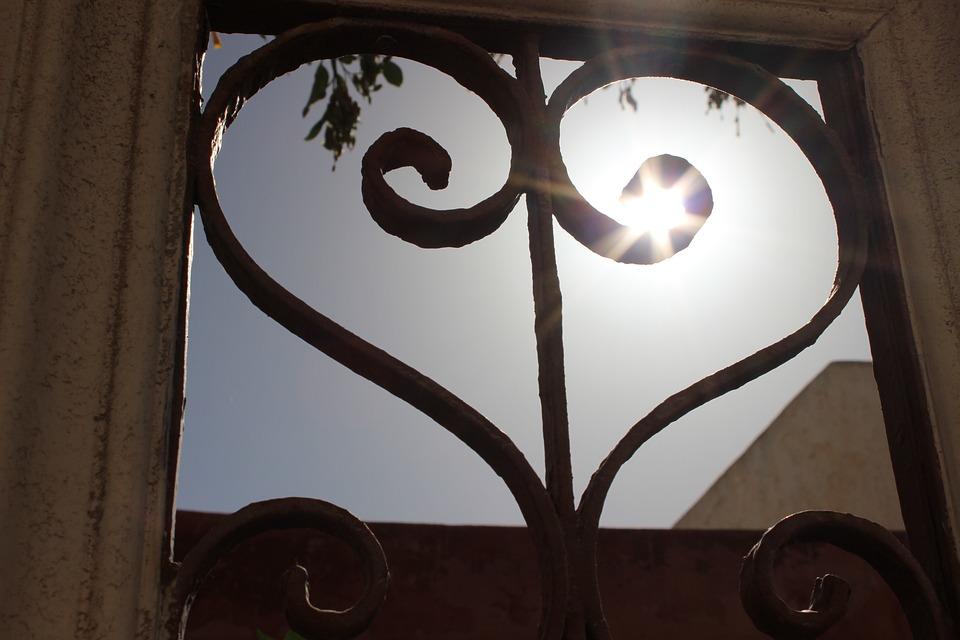 Heart, Santorini, Love, Sol, Sun, Wedding, Romantic