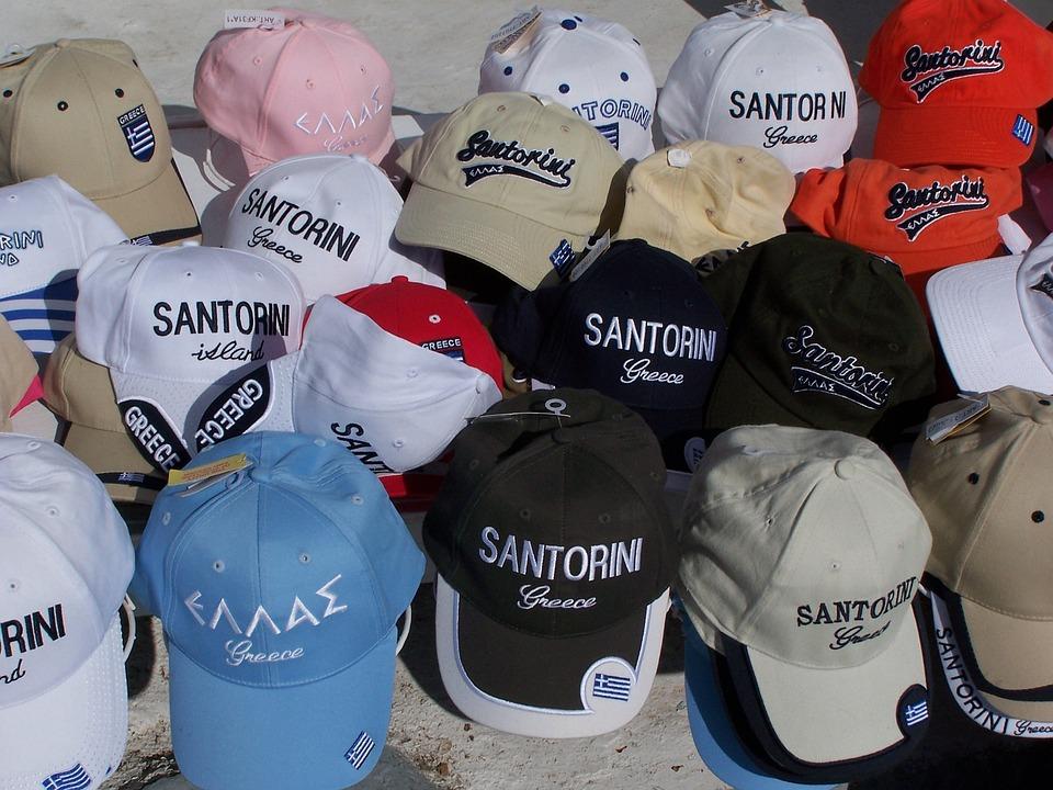Santorini, Cappy, Summer, Souvenir