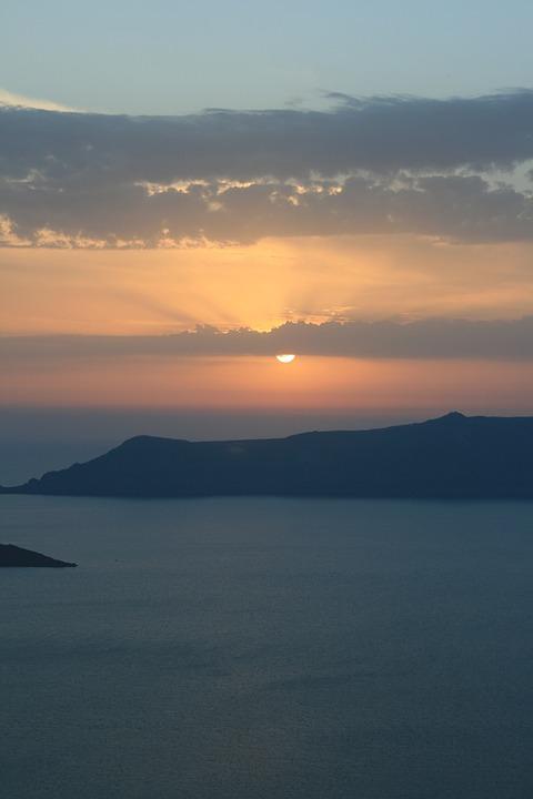 Greece, Santorini, Cyclades, Holidays, Holiday, Summer