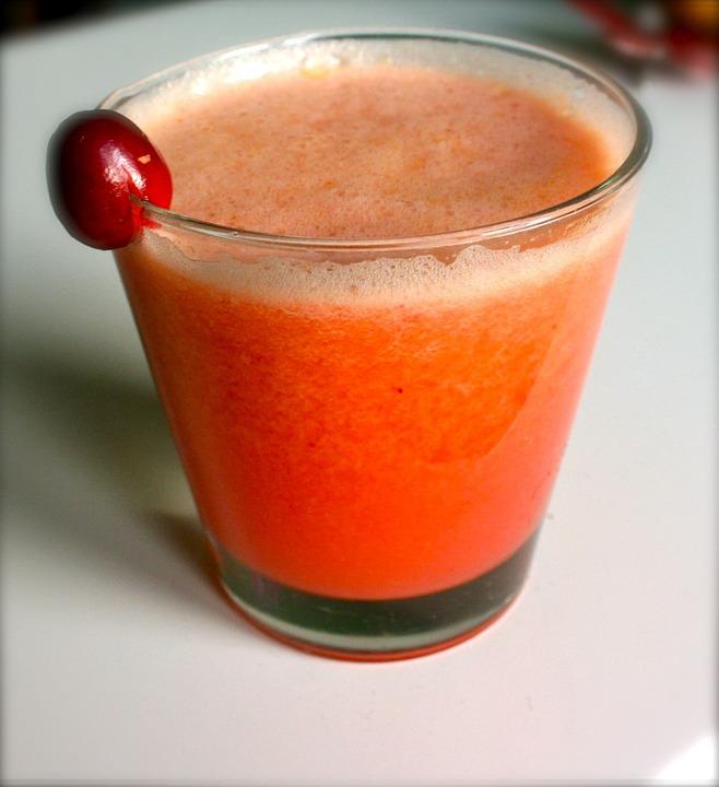 Cranberry, Sap, Juice, Slowjuice, Orange