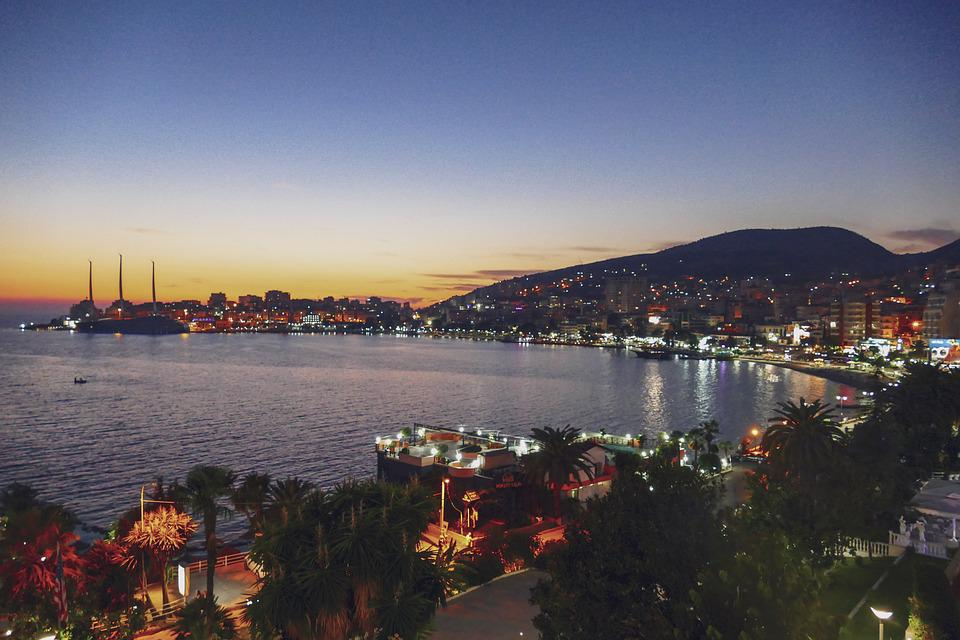 Saranda, Albania, Water, Summer, Nature, Idyllic