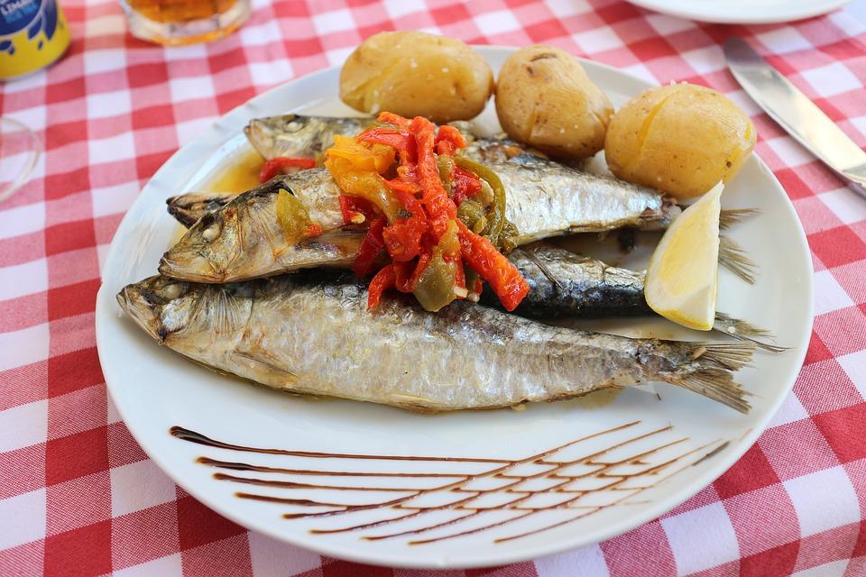 Portugal, Sardines, Marine Products